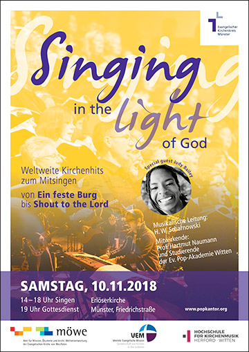 Singing in the light of God